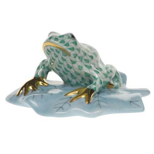 $235.00 Frog On Lily Pad