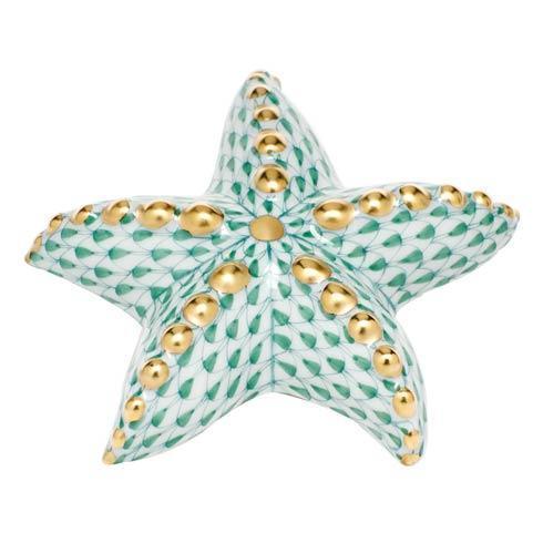 $245.00 Puffy Starfish - Green