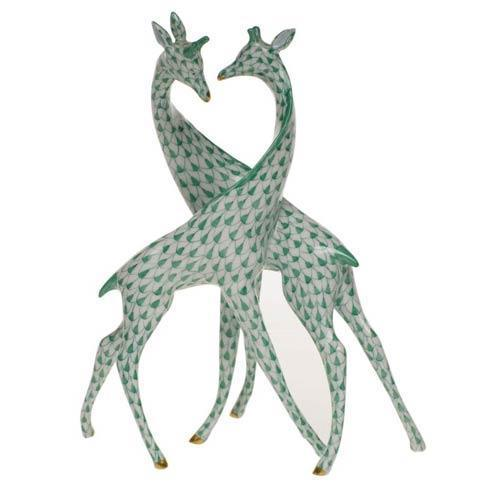 $1,720.00 Pair Of Giraffes