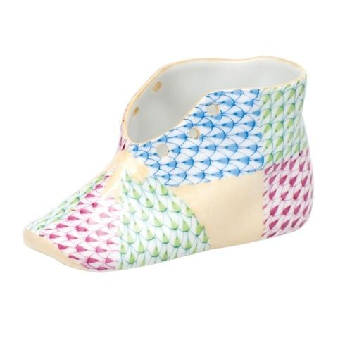 $195.00 Baby Shoe - Multicolor