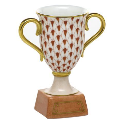 $215.00 Trophy - Rust