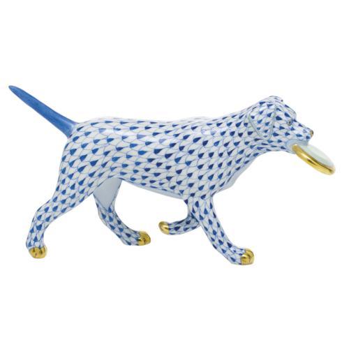 $395.00 Frisbee Dog - Sapphire