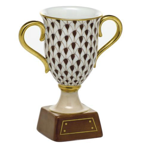 $215.00 Trophy - Chocolate
