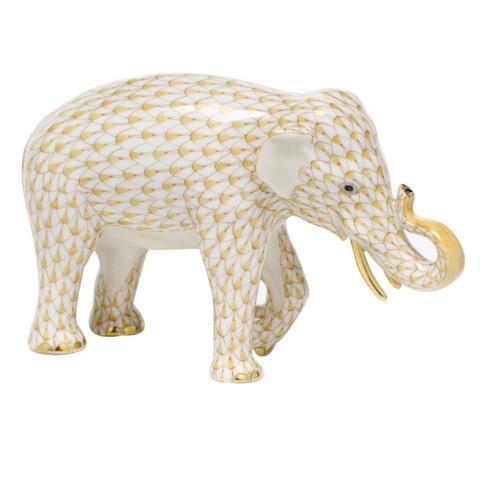 $785.00 Asian Elephant - Butterscotch