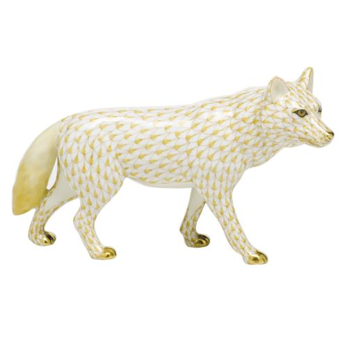$525.00 Wolf - Butterscotch