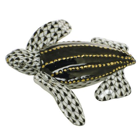 $350.00 Young Leatherback Turtle - Black