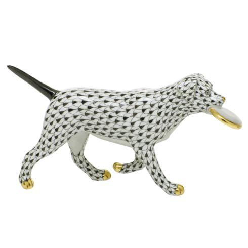 $395.00 Frisbee Dog - Black