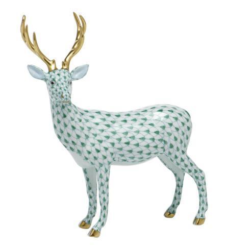$650.00 Deer - Green