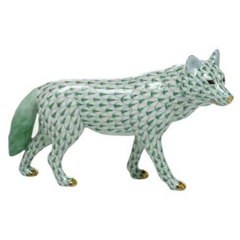 $525.00 Wolf - Green