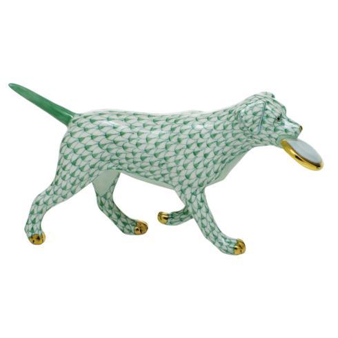 $395.00 Frisbee Dog - Green