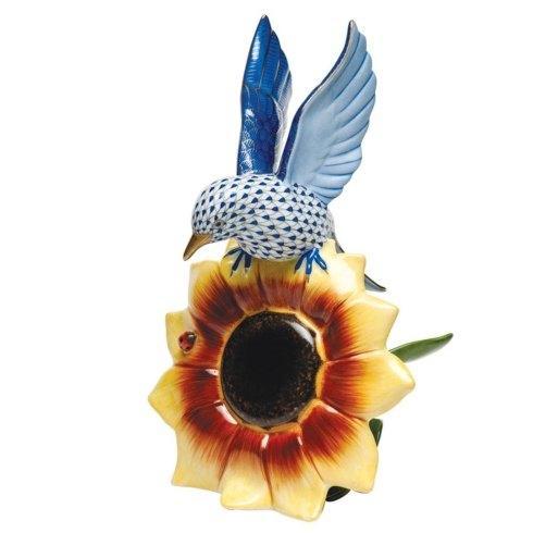 $1,210.00 Bluebird On Sunflower
