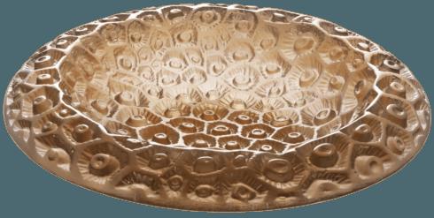 $1,250.00 Small grey amber bowl