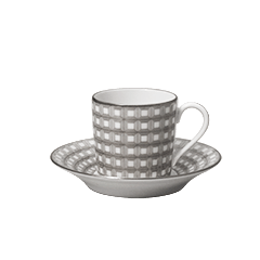 $124.00 Coffee Cup and Saucer