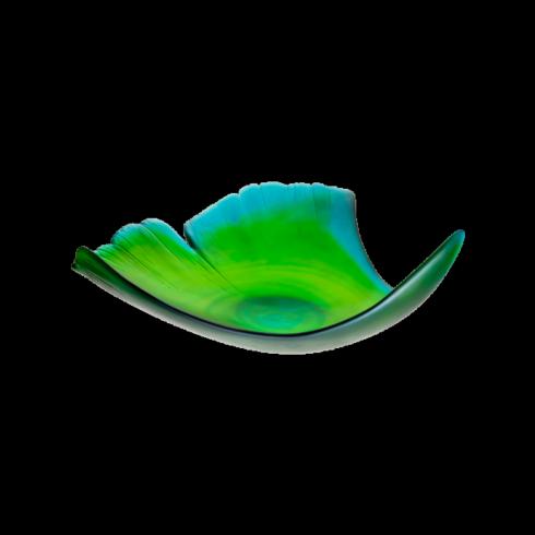 $2,795.00 Green Large Leaf