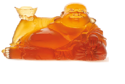 $775.00 Happy Buddha
