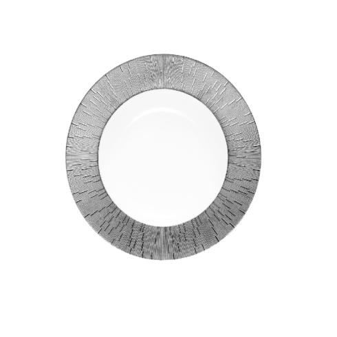 $202.00 Infini platinum soup plate