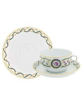 $78.00 Tea Saucer (Round Shape)