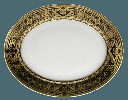 $1,361.00 Large Oval Platter
