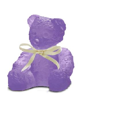 $325.00 Violet Mini Doudours