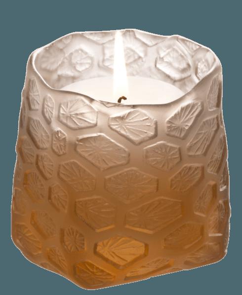 $500.00 Candle pot grey amber