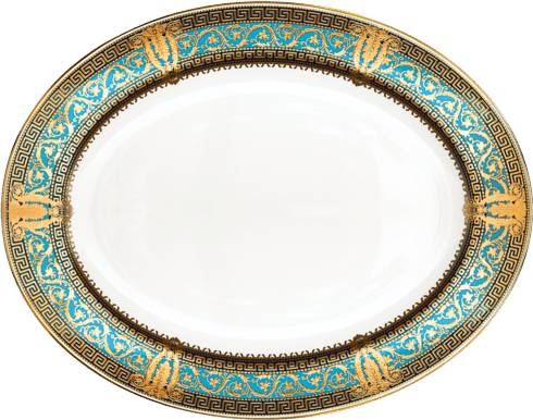 $1,089.00 Small oval dish