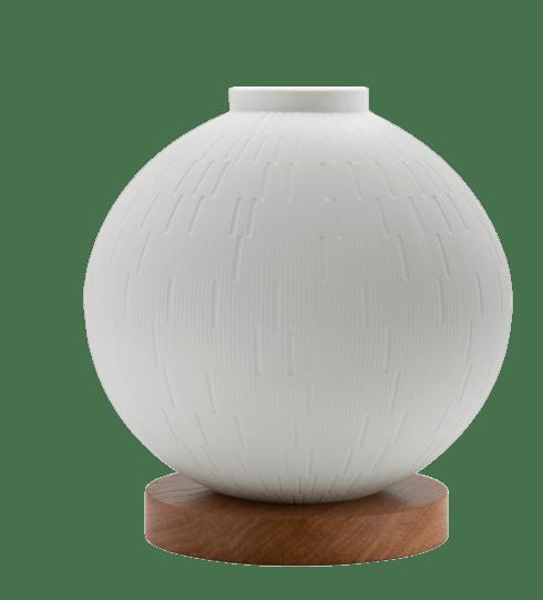 $715.00 Sphere Vase