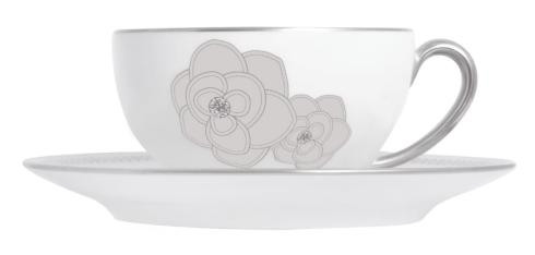 $512.00 Set of 2 tea cups and saucers
