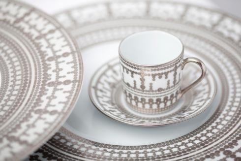 $541.00 Set of 2 tea cups and saucers