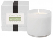$60.00 Dining Room/Celery Thyme Candle