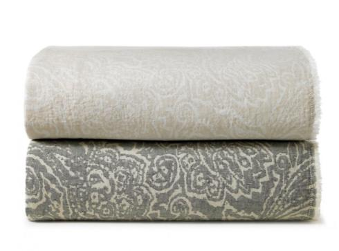 $98.00 Fiore Linen Throw