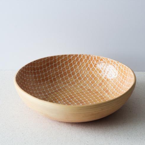 $160.00 Medium Serving Bowl - Taj