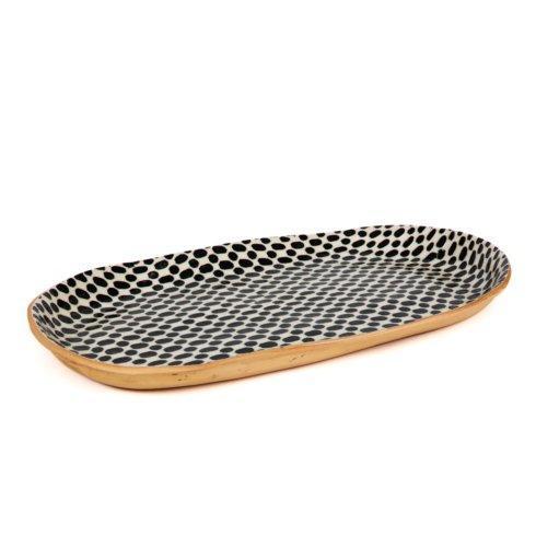 $125.00 Bread Tray - Dot