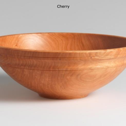 "$180.00 Willoughby 13"" Cherry Bowl"