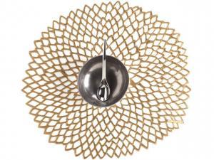 $10.00 Dahlia Brass Placemat