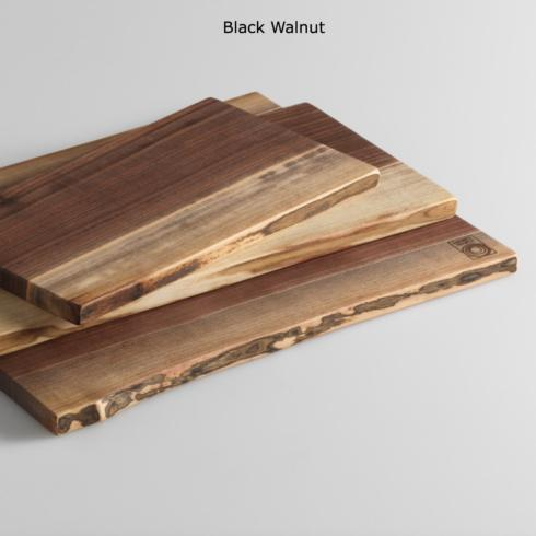 $80.00 Medium Cutting Board Black Walnut