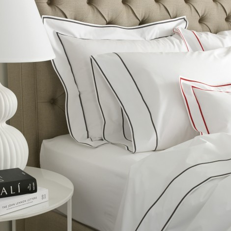 $498.00 Full/Queen Duvet Cover - White