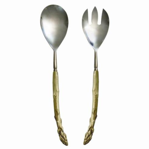 $122.00 Asparagus Serving Set