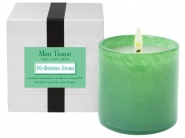 $60.00 Meditation Room/Mint Tisane Candle