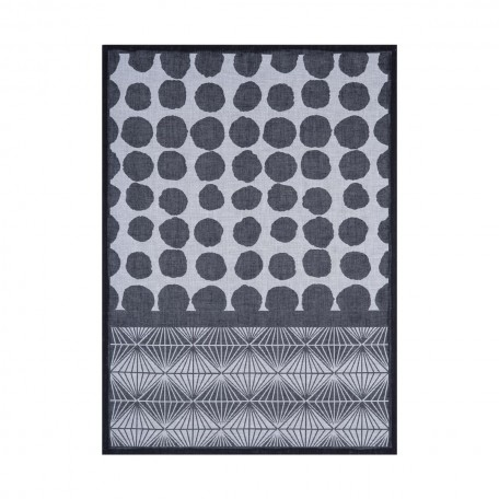 $18.00 Oslo B&W Tea Towel