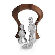 $79.00 Miniature Nativity Scene