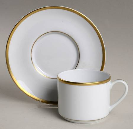 $118.00 Cup and Saucer