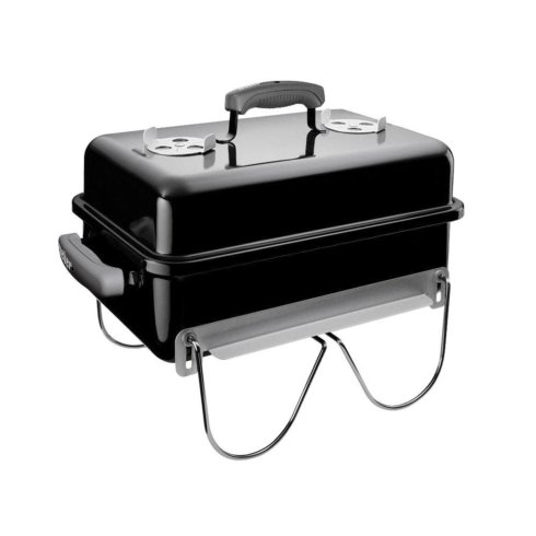 $49.99 CHARCOAL GO-ANYWHERE GRILL, BLACK