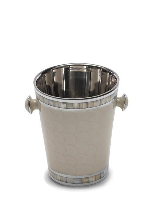 "$199.00 Classic 8"" Ice Bucket/Wine Chiller Snow"