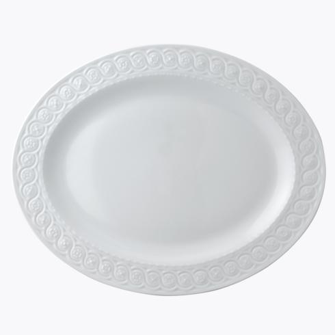"""$181.00 Oval Platter 13"""""""