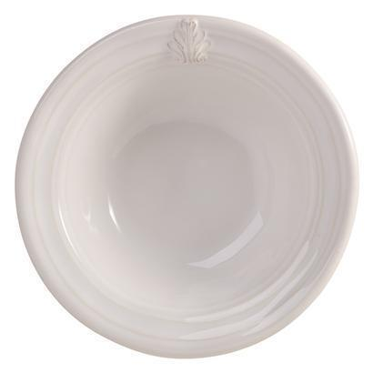 $34.00 Whitewash Cereal/Ice Cream Bowl