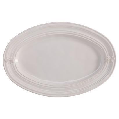 "$118.00 Whitewash 20"" Platter"