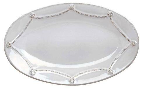 """$62.00 12"""" Oval Platter"""