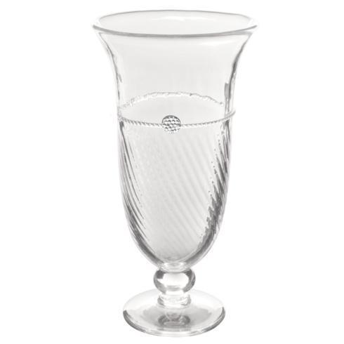 $175.00 Footed Trumpet Vase