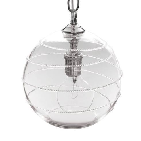 "$450.00 Amalia 8"" Globe Pendant"