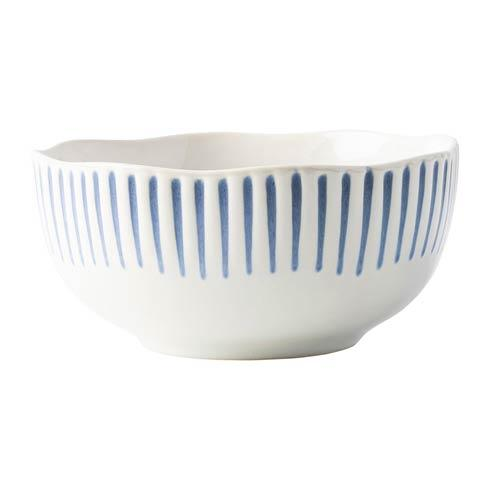 $32.00 Cereal/Ice Cream Bowl Indigo